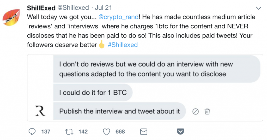 Vigilantes Are Outing Crypto Shillers and Scammers