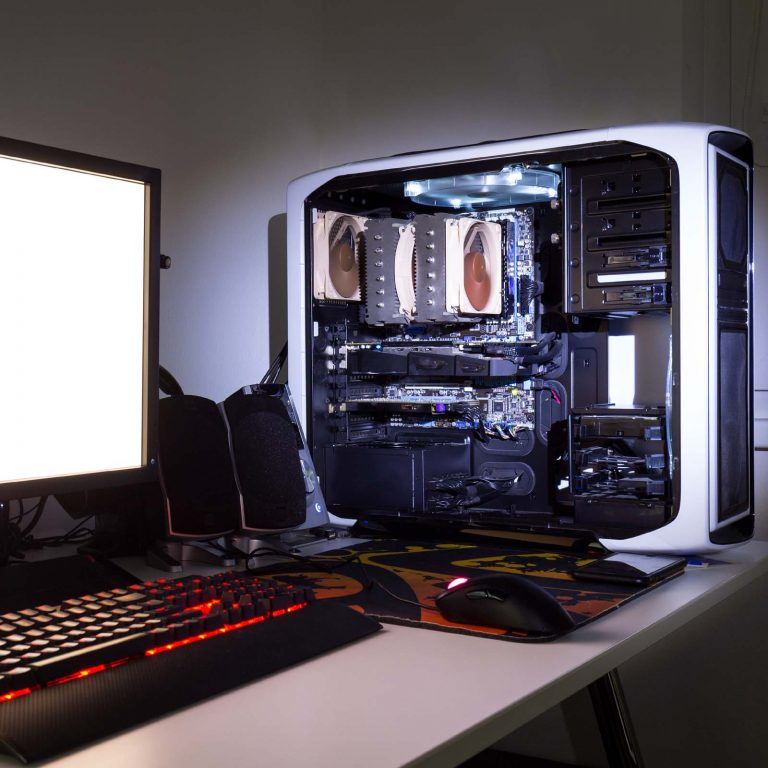 Gaming PC That Mines While Idling Hits Market in Russia